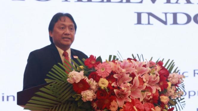 Bonivasius Prasetya Ichtiarto, Kepala Biro Humas dan Kerjasama Kemendes PDTT.