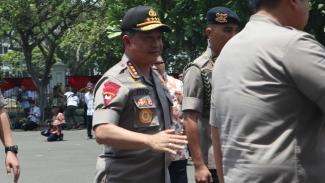 Kapolri Tito Karnavian datangi Istana