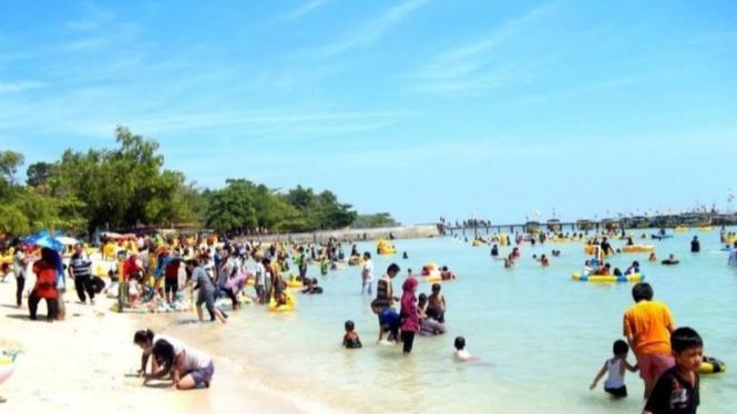 Ramainnya Pantai