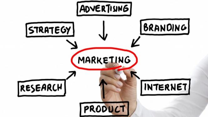 strategi pemasaran produk makanan