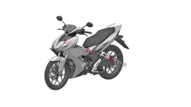 Bocoran motor baru Honda
