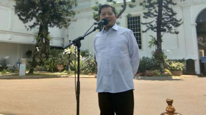 Menteri PPN/Kepala Bappenas, Suharso Manoarfa
