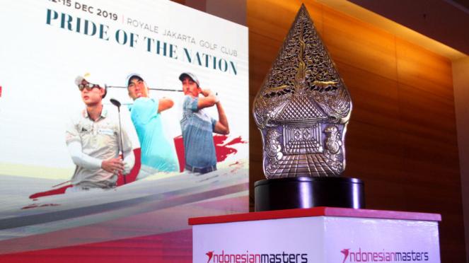 Turnamen Golf BNI Indonesian Masters 2019 Siap Digelar