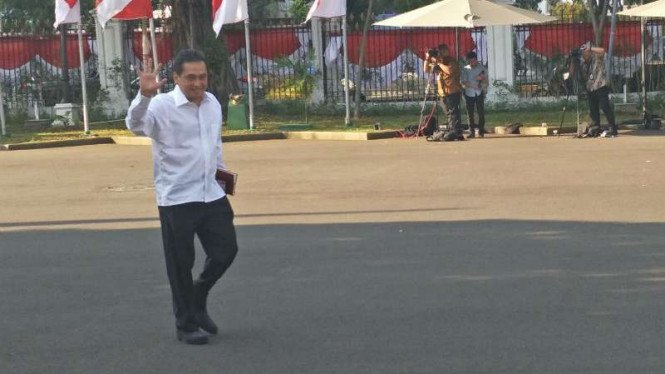 Menteri Perdagangan Agus Suparmanto.