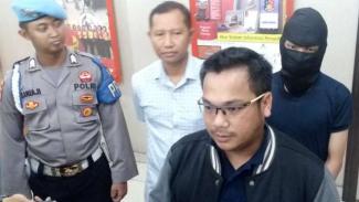 Kasubag Humas Polresta Depok, Ajun Komisaris Polisi Firdaus.