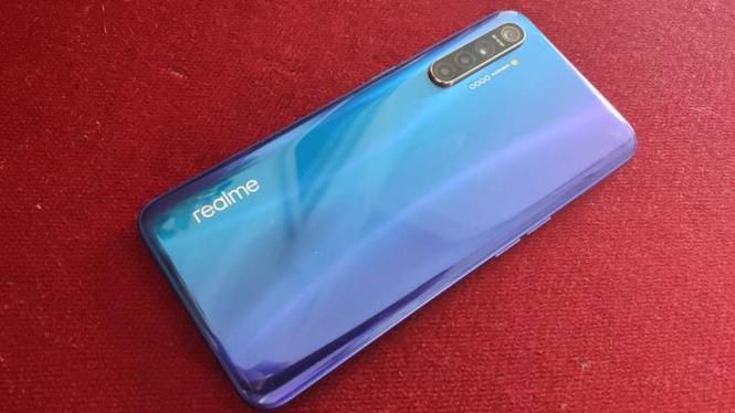 Realme XT dengan Quad camera 64MP