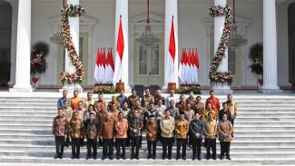 Sudah Tiga Menteri Jokowi Positif COVID-19