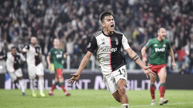 Striker Juventus, Paulo Dybala