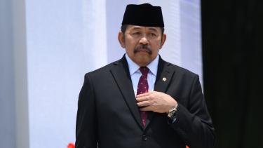 Jaksa Agung ST Burhanuddin.