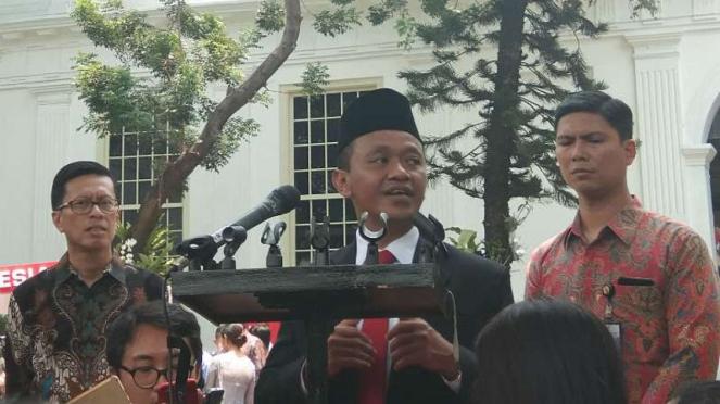 Kepala Badan Koordinasi Penanaman Modal, Bahlil Lahadalia