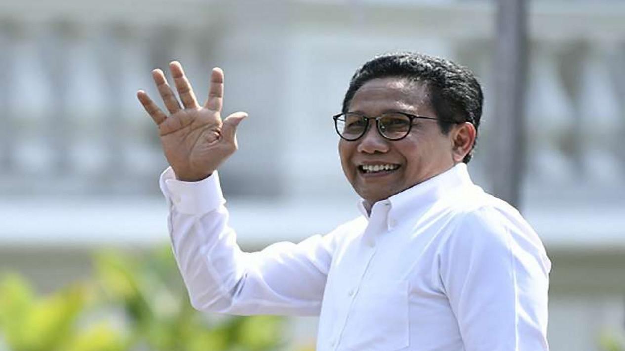 Menteri Desa PDTT, Abdul Halim Iskandar.