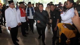 Menteri BUMN Erick Thohir.