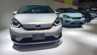 All New Honda Fit/Jazz diperkenalkan di Tokyo Motor Show 2019
