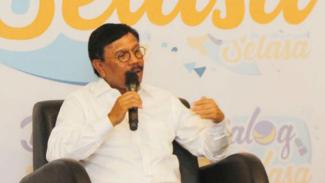 Sekretaris Jenderal (Sekjen) Partai NasDem JohnnyGPlate