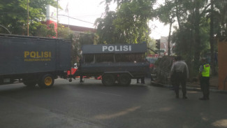 Kawat berduri kelilingi PN Surabaya jelang vonis Gus Nur