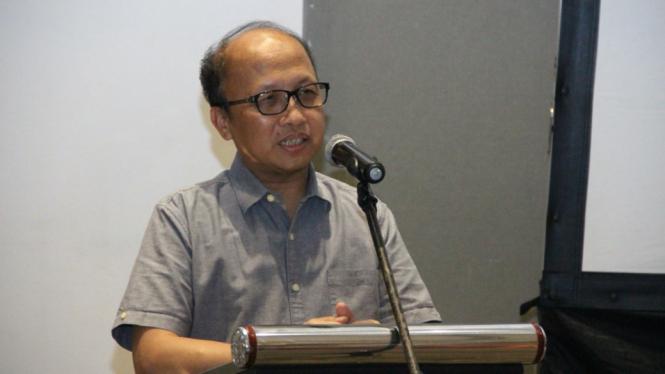 Sekjen Kemendes PDTT Anwar Sanusi.