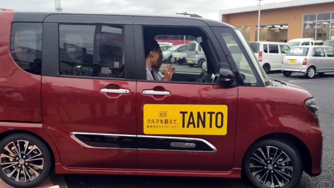 Program keselamatan berkendara Daihatsu untuk lansia di Jepang