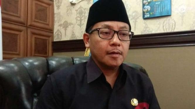 Wali Kota Malang Sutiaji.