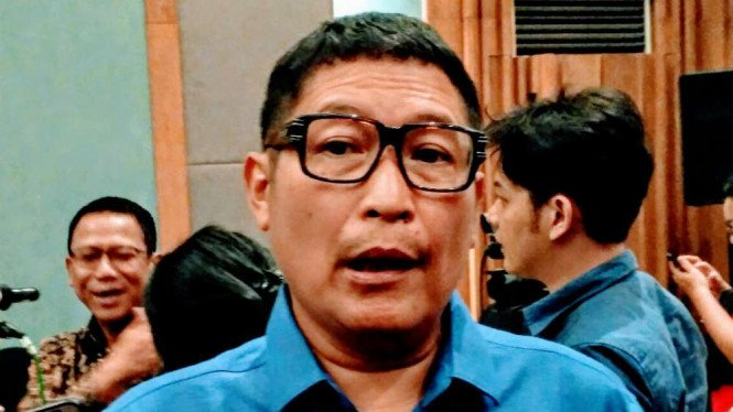 Direktur Utama BEI, Inarno Djajadi.
