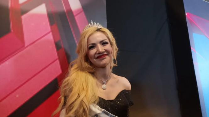 Barbie Kumalasari.
