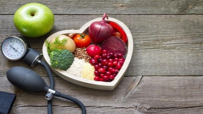 Makanan untuk menurunkan hipertensi