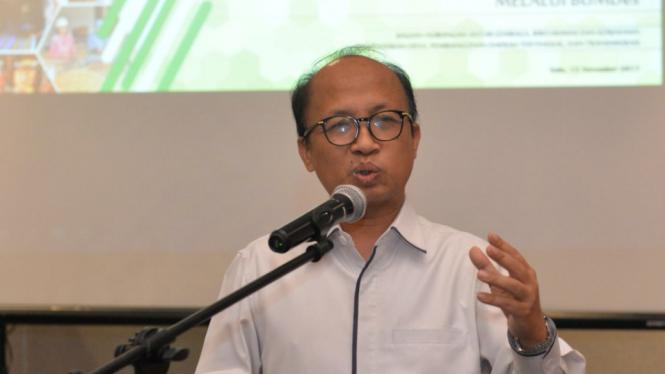 Anwar Sanusi, Sekjen Kemendes PDTT.