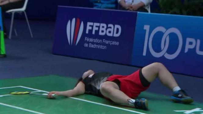 Nasib Tragis Bulutangkis Jepang Hancur-hancuran di French Open 2019