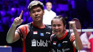 Ganda campuran Indonesia, Praveen Jordan/Melati Daeva Oktavianti