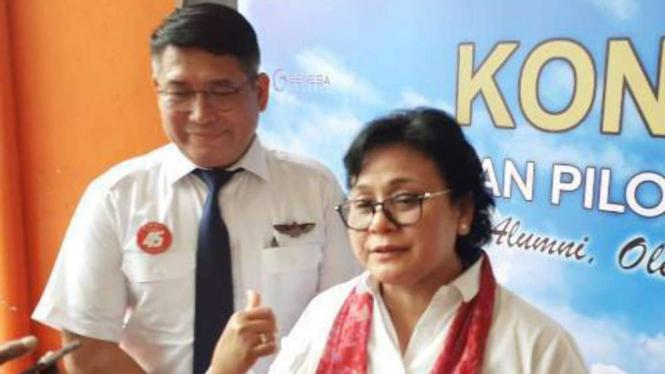 Kepala BPSDMP Kemenhub, Umiyatun Hayati Triastuti.