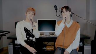 NCT 127 Doyoung dan Haechan.