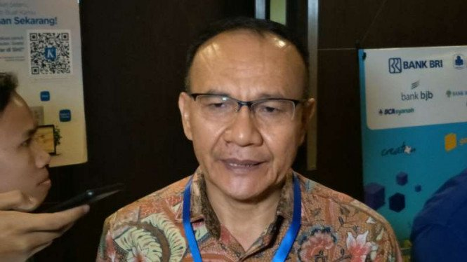 Ketua Satgas Waspada Investasi OJK, Tongam L Tobing.
