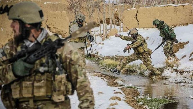 Pasukan khusus AS.