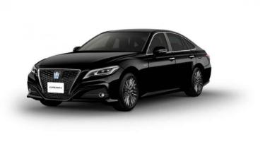 Sedan mewah Toyota Crown Hybrid untuk Menteri