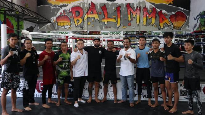 Timnas MMA Indonesia