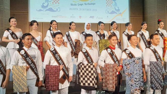 Putra-Putri Batik Nusantara 2019