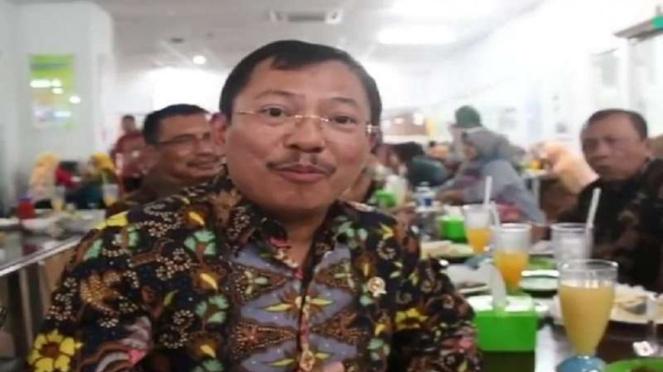 Menteri Kesehatan dr Terawan
