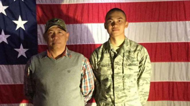 Warga NTT dilantik jadi tentara Amerika