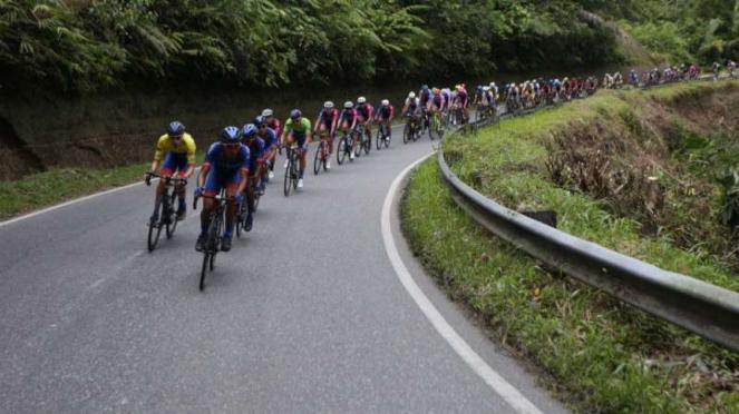 Tour de Singkarak 2019.