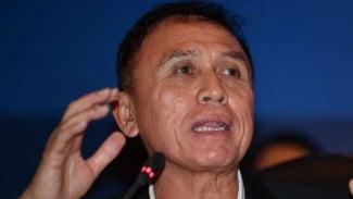 Ketua Umum PSSI, Mochamad Iriawan alias Iwan Bule.