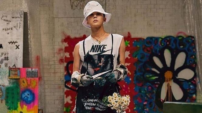 G-Dragon x NIKE