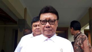 Menteri PAN RB Tjahjo Kumolo.