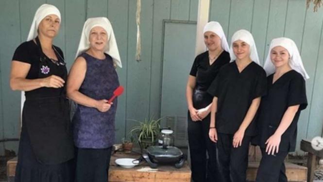 Sisters of the Valley, Para 'Biarawati' dan Kekuatan Medis Ganja