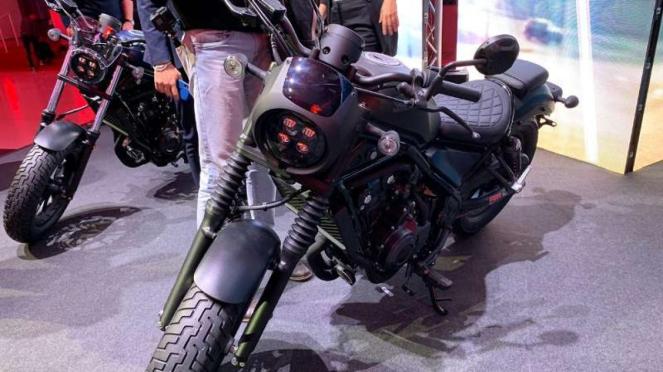 Honda CMX 500 Rebel edisi 2020