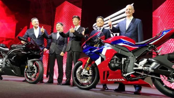 Honda CBR1000RR edisi 2020