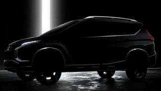 Mitsubishi siapkan mobil crossover baru untuk dipasarkan di Indonesia