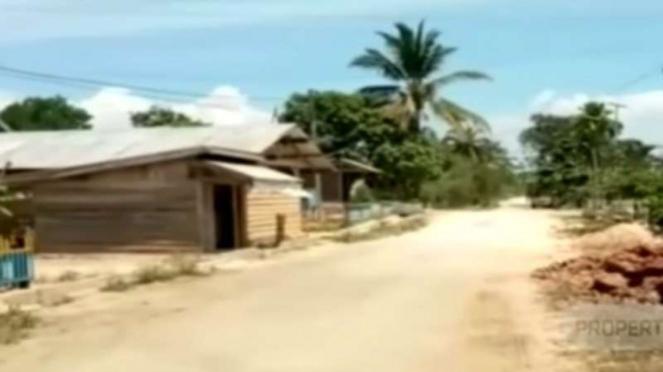 Satu di antara puluhan desa fiktif penerima Dana Desa, yakni Desa Tanggondipo di Kecamatan Uepai, Kabupaten Konawe, Sulawesi Tenggara.