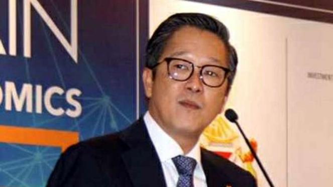 Wakil Ketua Umum Kadin Bidang Logistik,Rico Rustombi