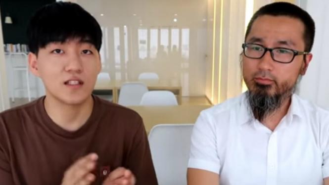Daud Kim, pemuda Korea yang jadi mualaf