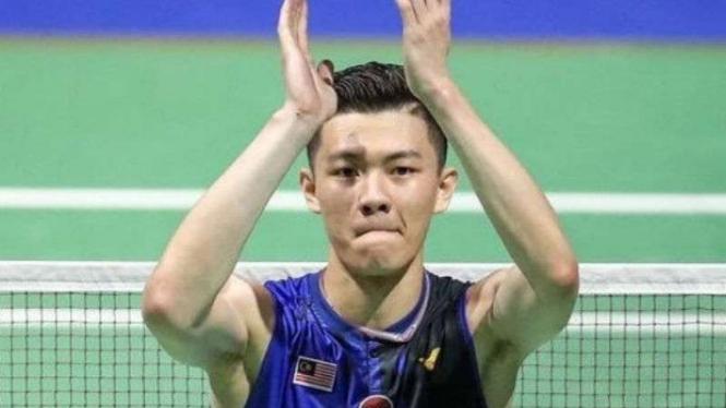 Lee Zii Jia.