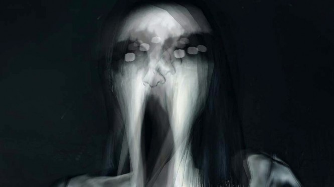 Sketsa Hantu